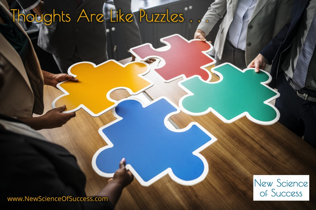 The Law of Attraction Puzzle