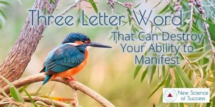 Three Letter Word LOA