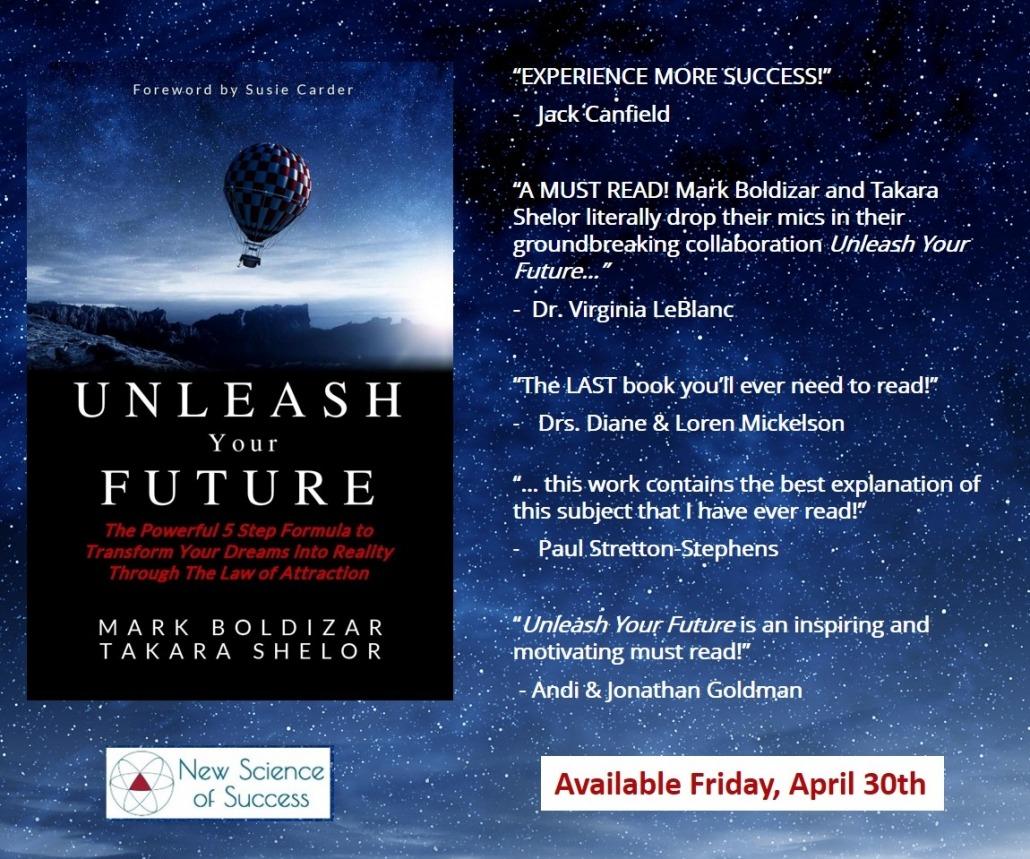 Endorsements for Unleash Your Future
