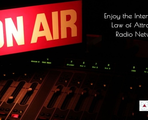 Enjoy the Interview on Law of Attraction Radio Network